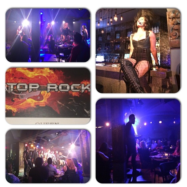 Top Rock at Rockwell Table & Stage
